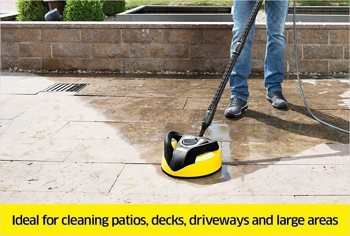 Best Pressure Washer Surface Cleaners Review_Karcher T300 Surface Cleaner